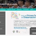 Comisión de Tránsito del Ecuador