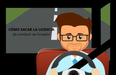 Cómo sacar la licencia de conducir en Ecuador
